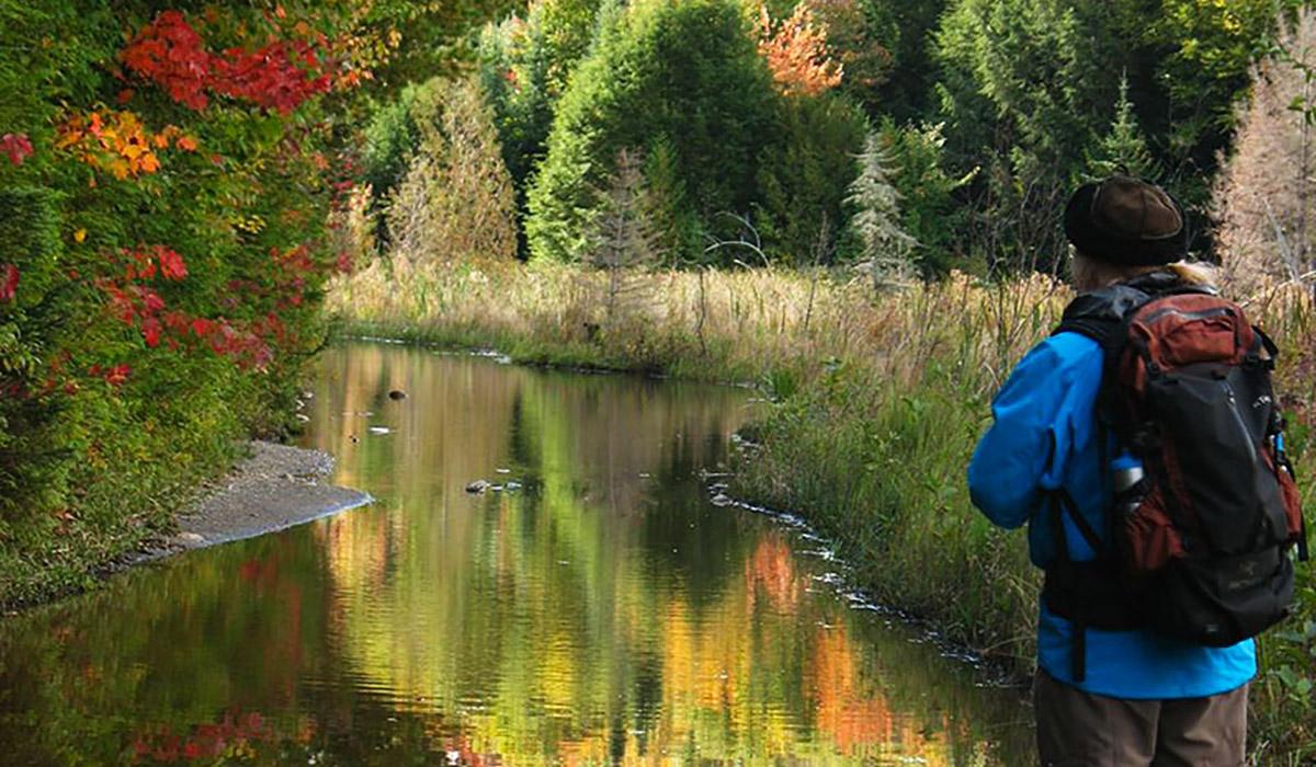 Voyageur Hiking Trail